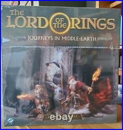 Lord of the Rings Journeys in Middle-Earth Shadowed Paths Expansion BRAND NEW