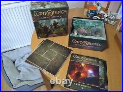 Lord of the Rings Journeys in the Middle Earth Board Game