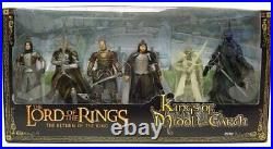 Lord of the Rings LOTR Kings of Middle Earth Figure Pack