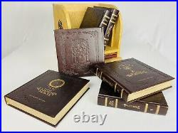 Lord of the Rings Middle Earth 6-Film Limited Collector's Edition Blu-ray + DVD