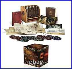 Lord of the Rings Middle-Earth 6-Film Limited Collector's Edition IN HAND