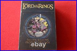 Lord of the Rings Middle Earth Strategy Fallen Realms Profile Card Pack Cards GW