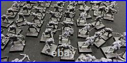 Lord of the Rings Middle Earth Strategy Game x120 Moria Goblins Lot L18