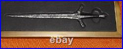 Lord of the Rings Morgul Blade Letter Opener Middle-earth The Hobbit NEW