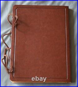 Lord of the Rings Prop Replica Red Book of Westmarch (from Middle Earth Blu Ray)