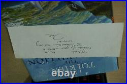Lord of the Rings Silmariilion Complete Guide to Middle Earth Signed 1st Deluxe