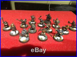 Lord of the Rings Strategy Battle Dwarves Dwarf Floi Drar Murin GW MIddle earth