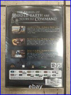 Lord of the Rings The Battle for Middle-earth Anthology PC Brand New Factory