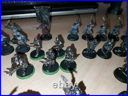 Lord of the rings lotr middle earth metal mordor orcs lot 30+