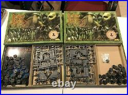 LotR Fellowship of Rings Battle Games in World of Middle-Earth miniature read
