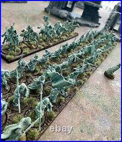 LotR / Middle Earth Army Of The Dead Painted