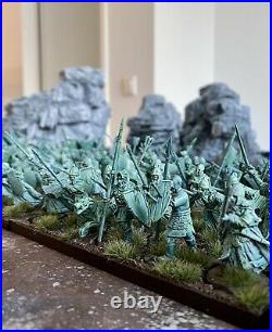 LotR middle-earth The REAL Army Of The Dead Tabletop