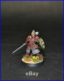 Lotr Middle Earth Eomer Marshal of the Riddermark painted Rohan plastic