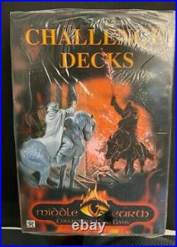 MECCG Challenge Deck Box SEALED/NEW Middle Earth CCG METW Lidless Eye