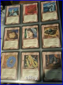 MECCG Middle-Earth CCG The Dragons Complete Set 180 Cards Near Mint