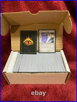 MECCG Middle-Earth CCG The Wizards Limited Edition Complete Set LOTR ICE