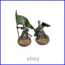 MIDDLE-EARTH Arnor Command #1 METAL LOTR Games Workshop
