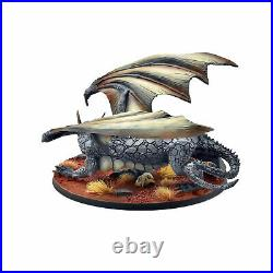 MIDDLE-EARTH Dragon #1 PRO PAINTED LOTR