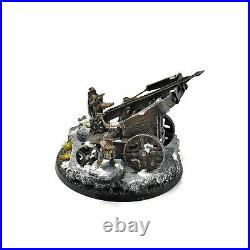 MIDDLE-EARTH Iron Hills Ballista #2 WELL PAINTED THE HOBBIT Forge World