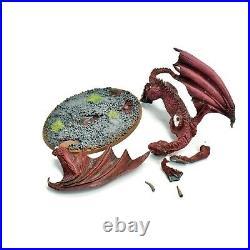 MIDDLE-EARTH METAL Dragon #1 LOTR Games Workshop COMPLETE