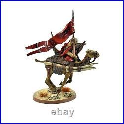 MIDDLE-EARTH Mahud Raiders #5 METAL PRO PAINTED LOTR Raider Banner standard