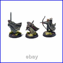MIDDLE-EARTH The Three Hunters #1 PRO PAINTED LOTR GW