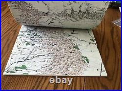 MOUNT GUNDABAD 1989 Complete withmap! MERP Middle Earth RPG Rolemaster Iron Crown