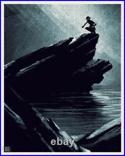 Matt Ferguson Riddles Lord of the Rings Middle-Earth Art Print Poster Gollum