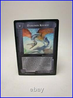 Middle Earth CCG Daelomin Roused Against the Shadow Rare R1 MECCG Card Gam