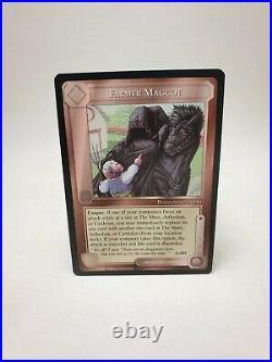Middle Earth CCG Farmer Maggot Against the Shadow R1 Rare MECCG Card Game