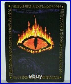Middle-Earth CCG MECCG Bairanax Roused R1 Against The Shadow ATS LOTR RARE Card