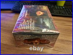 Middle Earth CCG (MECCG) The Dragons Limited Booster Box Sealed