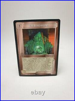 Middle Earth CCG The Ithil-Stone Against the Shadow Rare R1 MECCG Card Gam