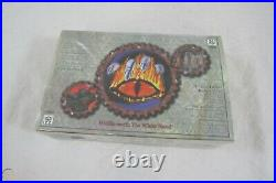 Middle Earth CCG The White Hand Limited Booster Box MECCG