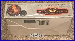 Middle Earth CCG The White Hand SEALED Booster Box 36 Lord Of The Rings TCG