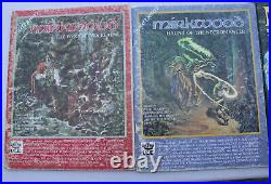 Middle Earth Mirkwood Southern Haunt Necromancer Northern Wood-Elves Realm MERP