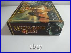 Middle-Earth Quest Board Game Fantasy Flight Nice! Rare 2009 Lord of the Rings