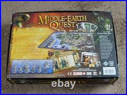 Middle-Earth Quest Board Game Lord Of The Rings Fantasy Flight Games