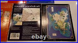 Middle-Earth Role Playing Game Lot MERP Lord of the Rings D&D Box Set Books ICE