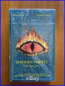 Middle Earth The Balrog Box 2 Balrog's Host Sealed