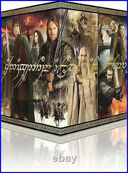 Middle Earth Ultimate Edition (4K Ultra HD) Lord Of The Rings Hobbit PRESALE