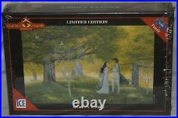 Middle-earth Puzzle Arwen's Choice ICE Puzzle #41002 1,000 pcs 26x17 Ltd Ed SEAL