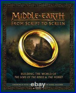 Middle-earth from Script to Screen Building the World of the Lord of the Rings