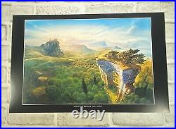 Myth and Magic Poster Collection John Howe LOTR Middle Earth Tolkien Art