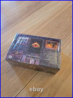NEW Middle Earth CCG MERP MECCG Dark Minions Limited Edition BOOSTER BOX