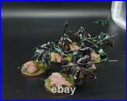 Painted LOTR Minas Tirith Knights Squad Six Middle Earth Lord of the Rings