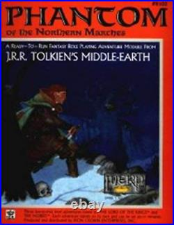 Phantom of the Northern Marches (MERP/Middle Earth Role Playing)