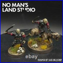 Pro Painted Lotr Gothmog (mounted & foot) OOP Warhammer middle earth