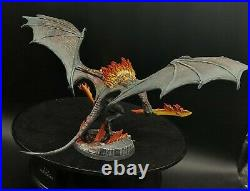 Pro painted 28mm LoTr Balrog Moria warhammer middle earth GW