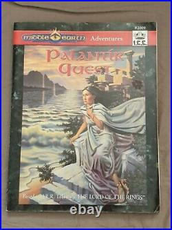 RARE PALANTIR QUEST Middle Earth Adventures MERP 2009 ICE 47572 VGC